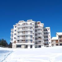 Résidence Néméa Les Balcons d'Ax, hotel in Ax-les-Thermes