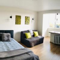 Cozy apartment with lake view, hotel in Trakai