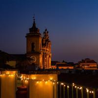 Buonfiglio Cicconcelli - Panoramic Terrace, hotell i Frascati