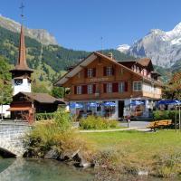 Hotel zur Post, bed & breakfast, hotel in Kandersteg