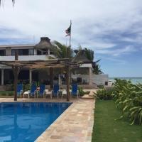 CASA VERANIEGA A LA ORILLA DEL MAR, hotel in Choventún