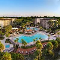 Omni Hilton Head Oceanfront Resort, hotel in Hilton Head Island