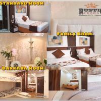 Rustic Crown Hotel, hotel in Alaminos