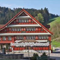 Landgasthof Schäfle, hotel in Sankt Peterzell