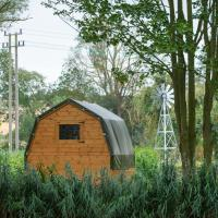 The Moat Lake Glamping Pod