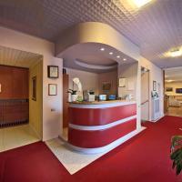Hotel Cristallo Brescia, отель в Брешиа