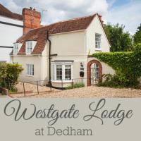 Westgate Lodge at Dedham, hotel in Dedham