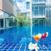 Glenwood City Resort, hótel í Ho Chi Minh