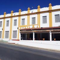 Hostal Montemayor, hotel en Moguer