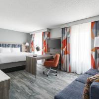 Hampton Inn & Suites Tampa Ybor City Downtown, hôtel à Tampa