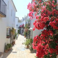 Cosy 2 Bed Townhouse In Mijas Pueblo, sleeps 4