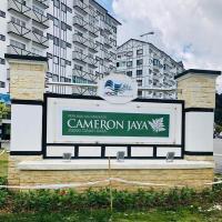 Cameron Jaya Apartment (3 Rooms) @ Pasar Malam