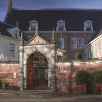 Prinsenhof, hotel en Groninga