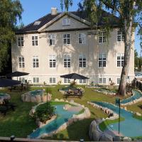 Hotel Lillevang, отель в городе Слагельсе