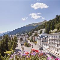 Steigenberger Grandhotel Belvedere, hotel in Davos