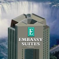 Embassy Suites by Hilton Niagara Falls/ Fallsview, hotel in Niagara Falls