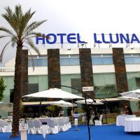 Hotel Lluna, отель в городе Альсира