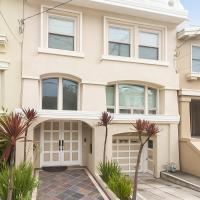 Large Furnished Single Family Home, Walking Distance to Golden Gate Park