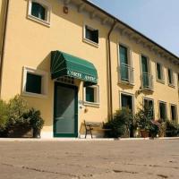 Albergo Corte Antica, hotell i Villafranca di Verona