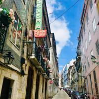Bairro Alto Alternative Guesthouse, hotel in Bairro Alto, Lisbon