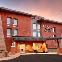 SpringHill Suites by Marriott Moab, hotel v destinaci Moab