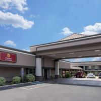 Clarion Inn & Suites Russellville I-40