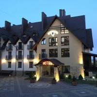 Hotel Gentleman, отель в Тернополе