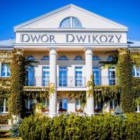Dwór Dwikozy – hotel w mieście Sandomierz