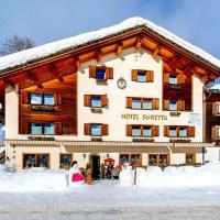 Hotel Suretta, hotel in Splügen