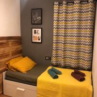 Comfortable habitación cerca del AEROPUERTO Y FIRA