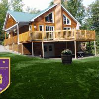 Maison aux fines herbes et spa, hotel em Audet