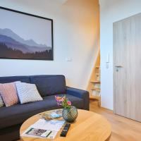 Kvilda Apartments