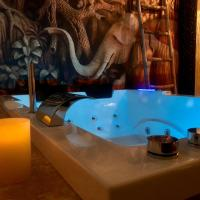 Chambre et spa La Casa Blue -BALI-