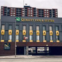 Quality Inn & Suites Downtown, hotel em Windsor