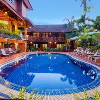 Chandara Boutique Hotel, hotel near Wattay International Airport - VTE, Vientiane