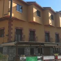 Hotel Rural El Alberche, hotel en Burgohondo
