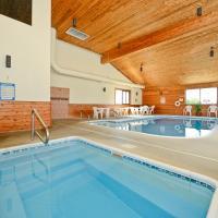 Americas Best Value Inn Ozark, hotel v destinaci Ozark