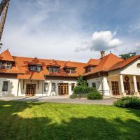 Botanica, hotel in Dánszentmiklós