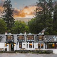 Coylet Inn by Loch Eck, hotel in Dunoon