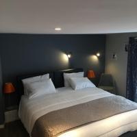 HOTEL HOVI DE LA MAIRIE, hôtel à Aubervilliers