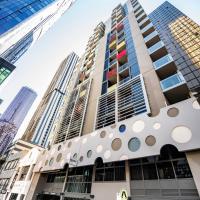 Brady Hotels Central Melbourne, hotel Melbourne-ben