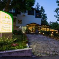 Парк-Хотел Кьошкове, хотел в Шумен