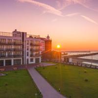Apartamenty Przy Latarni Kropla Bałtyku – hotel w Darłówku