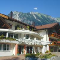 Ringhotel Nebelhornblick, hotel in Oberstdorf