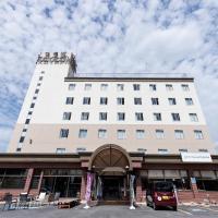 OYO Tsukuba Sky Hotel, hotel in Tsukuba