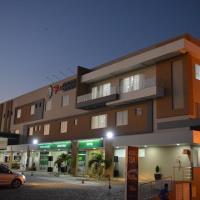 Hotel Barreto, hotel in Nossa Senhora da Glória