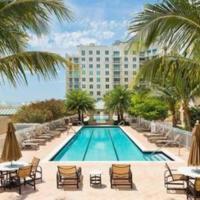 Amazing onebedroom in Casa Costa Luxury condo BEACH PASS INCLUDED, hotel in Boynton Beach