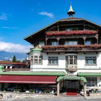 Sporthotel Igls, Hotel im Viertel Igls, Innsbruck