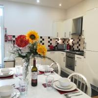 Spacious, Ground Floor, 2 Bedroom Apartment, Uplands, Swansea