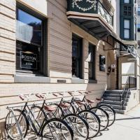 Boston Fenway Inn by Found